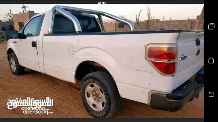 Ford F-150 2009 For sale - White color