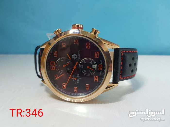 MONTBLANC  AND TAGHUER WATCHES