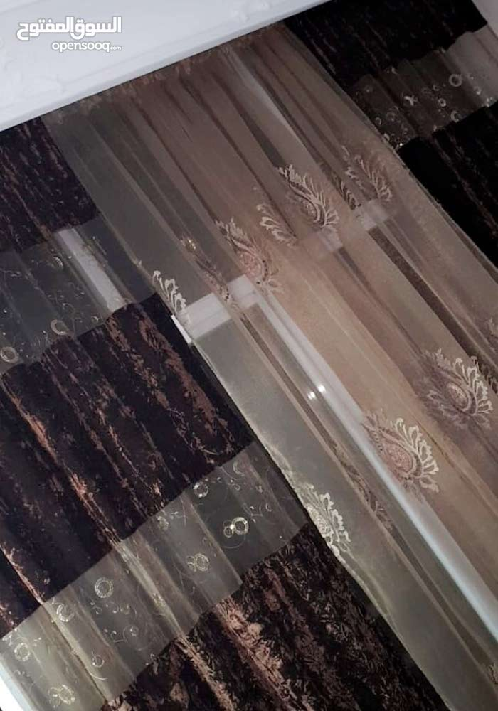 For sale Used Curtains with special specs and additions