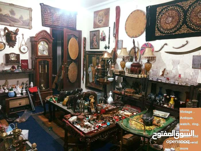 Used Antiques for sale for those interested