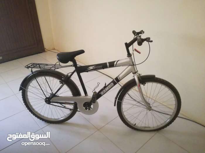 عجلة / دراجة رامبو مقاس 24 جديدة