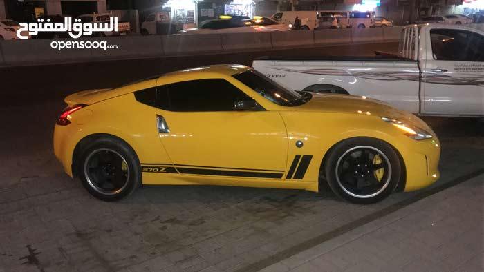 For sale Nissan 370Z car in Sharjah