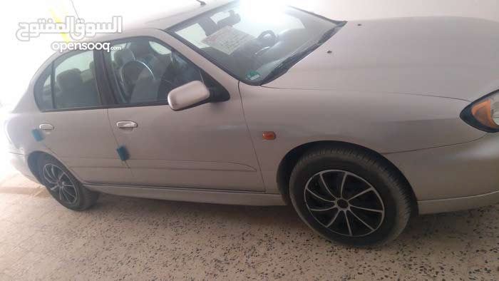 Manual Nissan 2000 for sale - Used - Gharyan city