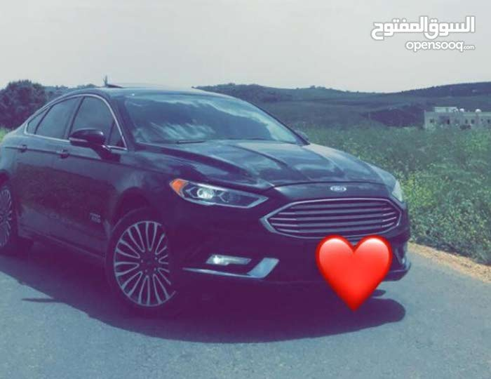 Automatic Ford 2017 for rent - Irbid - (107750872) | Opensooq
