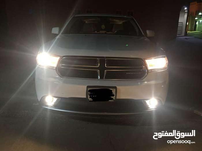 Dodge Durango 2016 For sale - White color