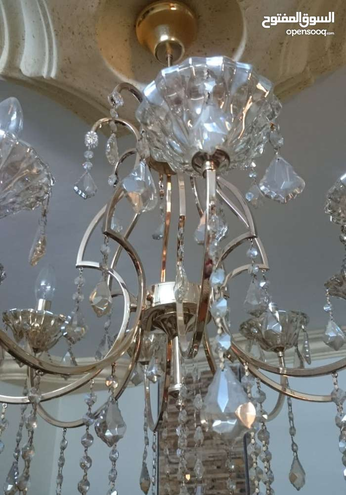 Lighting - Chandeliers - Table Lamps for sale available in Irbid