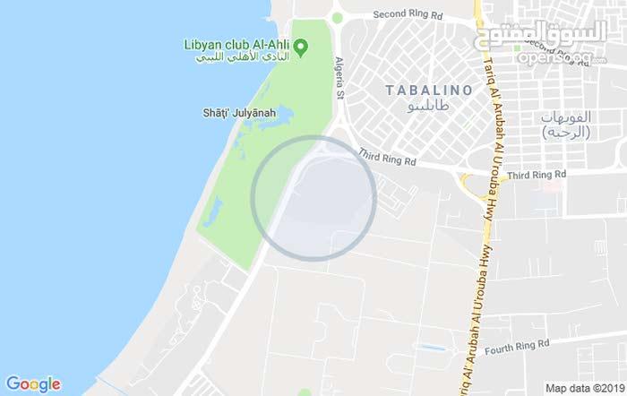 قطعة ارض بحي لبنان