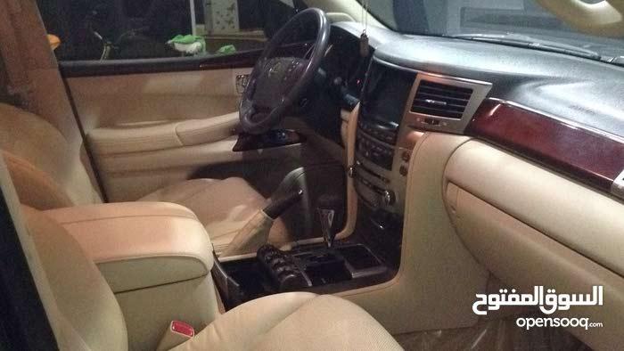 90,000 - 99,999 km mileage Lexus LX for sale