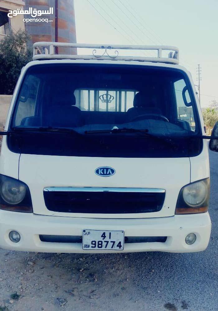 Bongo 2001 - Used Manual transmission