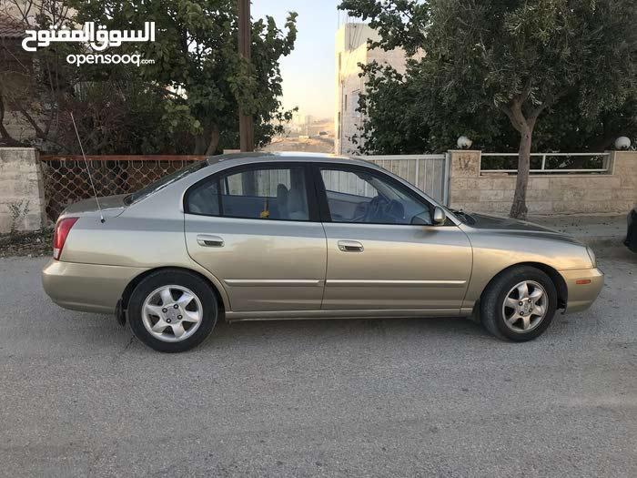 Used Hyundai Elantra 2001
