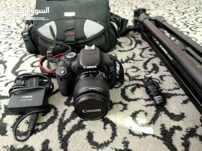 كاميرا canon D600 للبيع