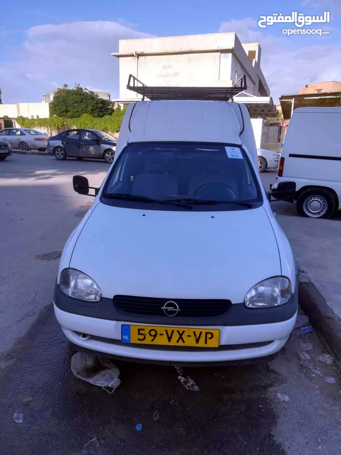 120,000 - 129,999 km Opel Combo 2002 for sale