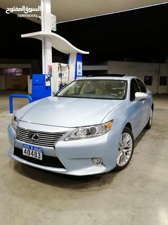 Lexus ES 2013 For sale - Blue color