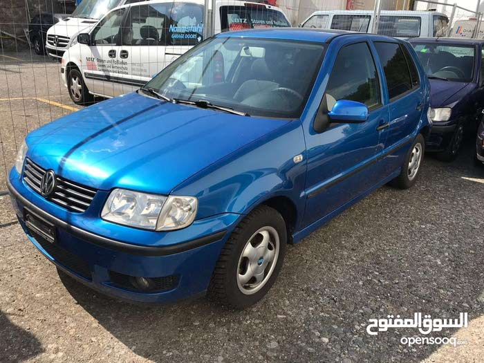 2002 Used Polo with Manual transmission is available for sale