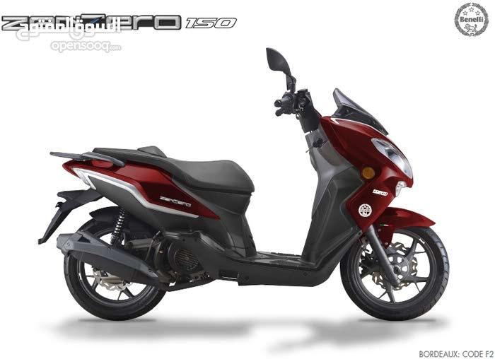 Scooter Benelli ZenZero150