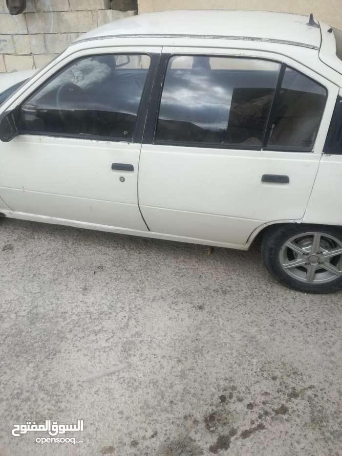 White Opel Kadett 1987 for sale