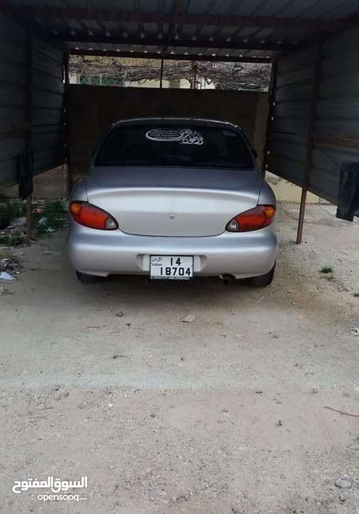 1 - 9,999 km Hyundai Avante 1998 for sale