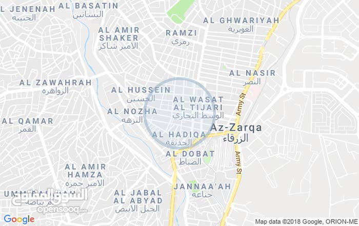 excellent finishing apartment for rent in Zarqa city - Al Souq