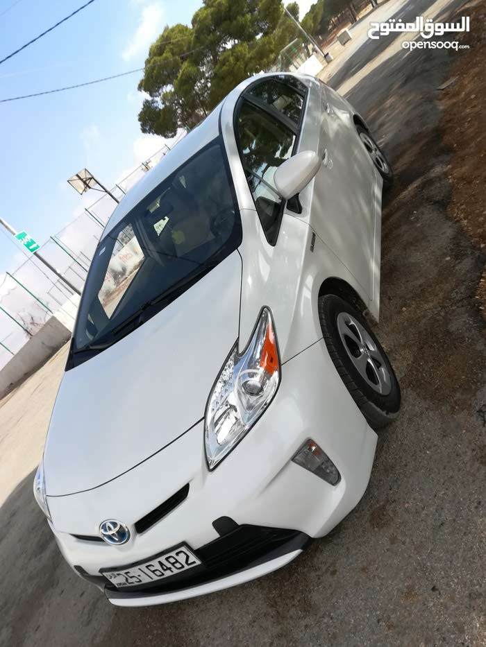 Used Toyota Prius for sale in Amman