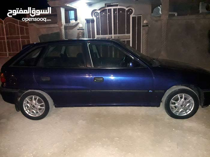 For sale Opel Astra car in Benghazi