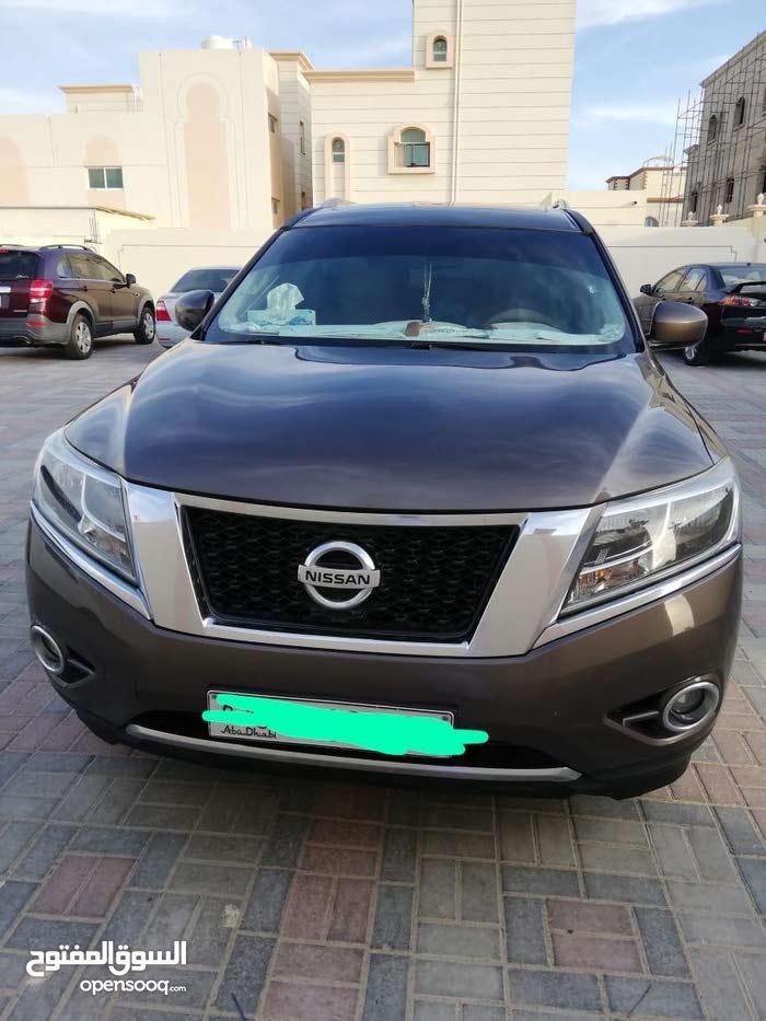 2016 Nissan Pathfinder for sale in Abu Dhabi