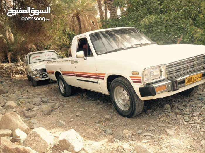 Toyota Hilux 1983 For Sale