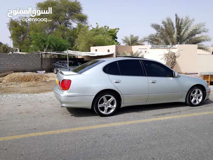Used condition Lexus GS 2004 with 0 km mileage