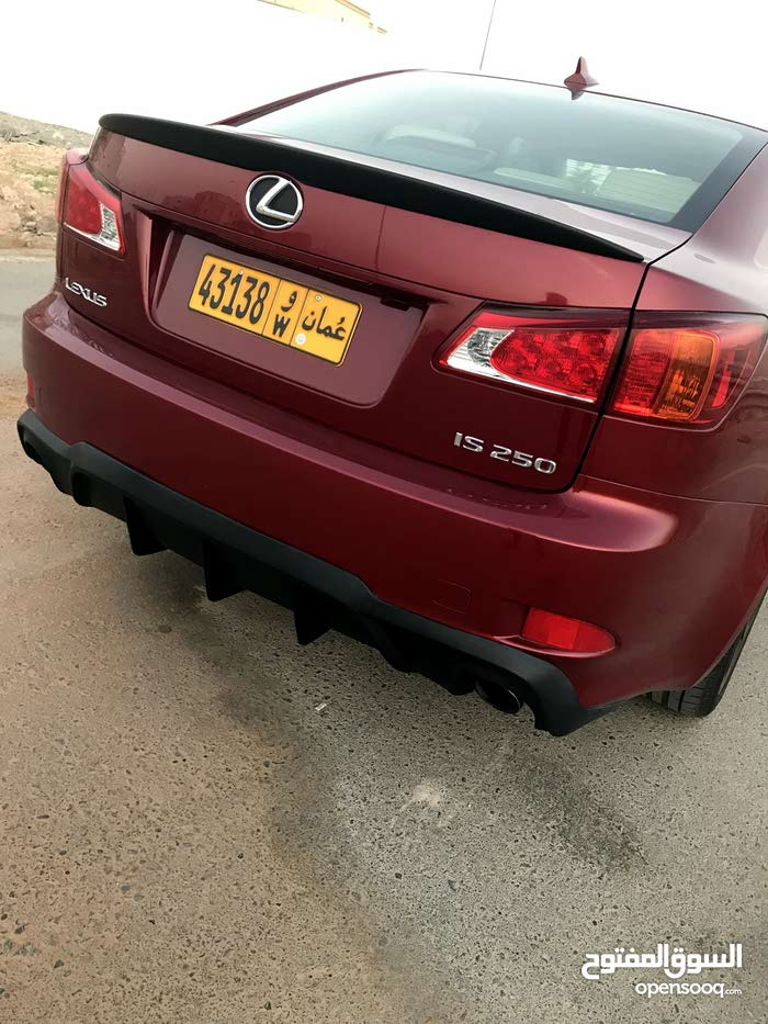 Available for sale! 120,000 - 129,999 km mileage Lexus IS 2010