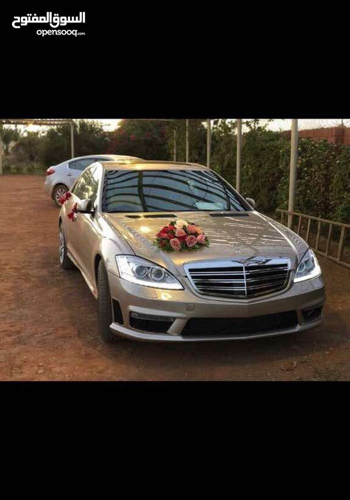 2018 Mercedes Benz for rent in Khartoum
