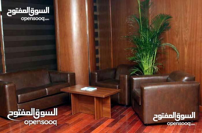 مكاتب مفروشة للايجار في شارع مكة