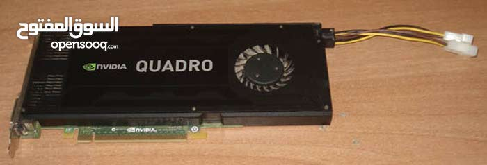 NVIDIA Quadro K4000 3GB GDDR5 Graphics