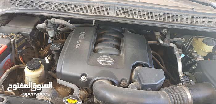 Nissan Armada car for sale 2005 in Al Masn'a city