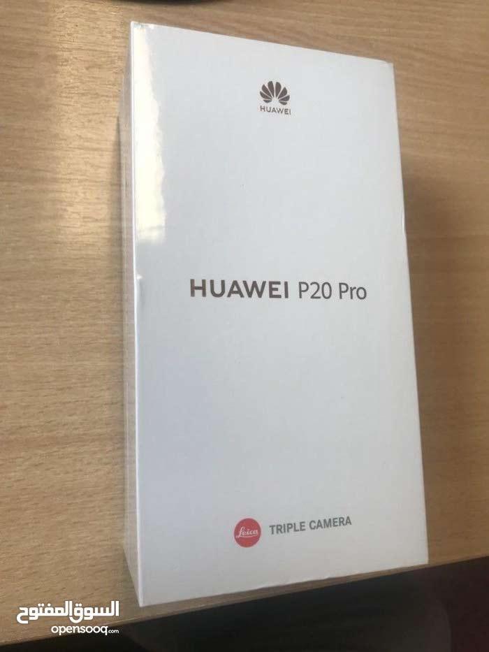 Huawei p20 pro للبيع بالشيك المصدق (جديد)