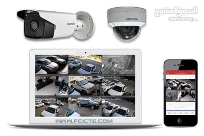 تركيب كاميرات مراقبه بأقل الأسعار
