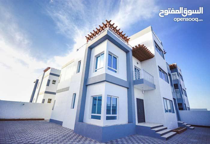 Al Haram neighborhood Barka city - 312 sqm house for sale