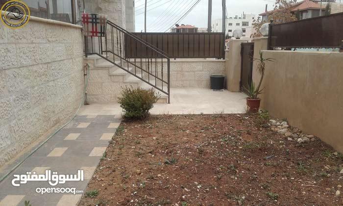 شقة ارضية مميزة للبيع في خلدا 190م مع حديقة وترسات 120م تشطيب سوبر ديلوكس