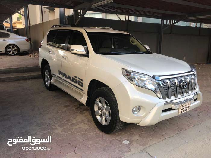 1 - 9,999 km Toyota Prado 2014 for sale