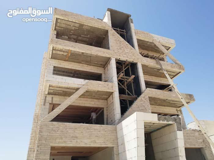 Airport Road - Manaseer Gs neighborhood Amman city - 200 sqm apartment for sale