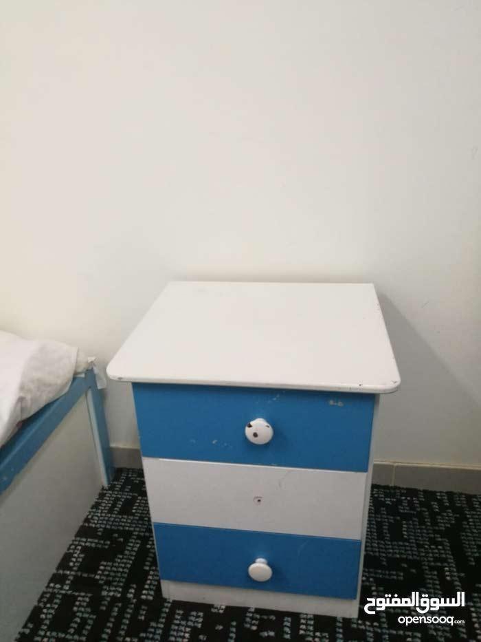 غرفة نوم اطفال 6 قطع بحاله ممتازة