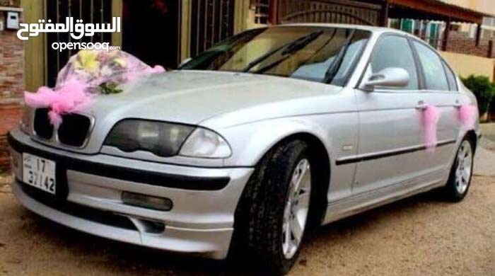 BMW 318 car for sale 1998 in Amman city