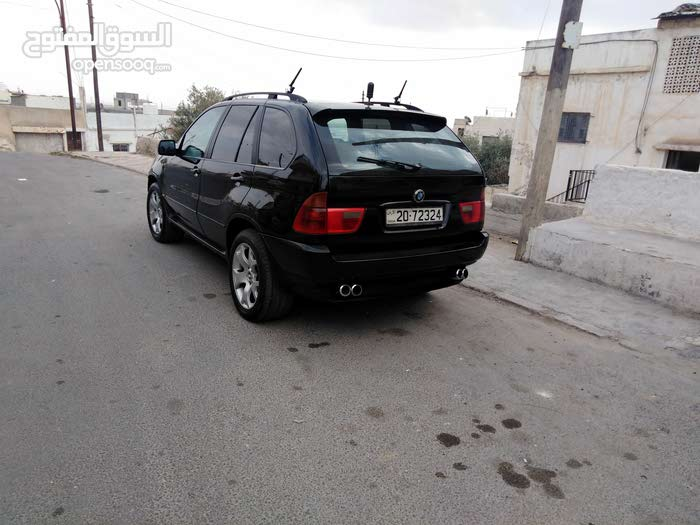 2002 Used X5 with Automatic transmission is available for sale