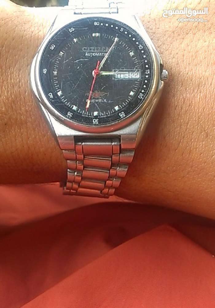 ساعة ستيزن  بحالة جيدة