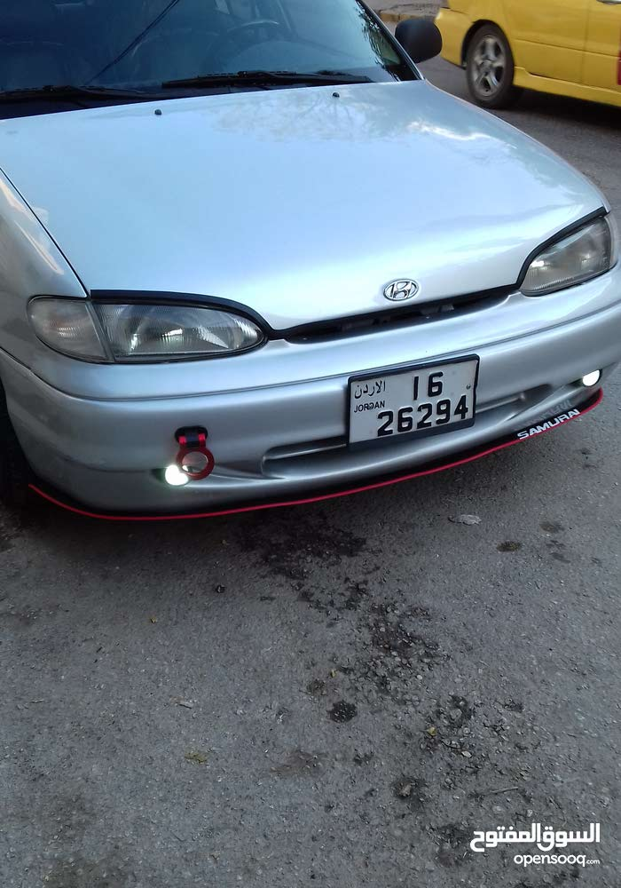 Hyundai Accent 1995 For Sale