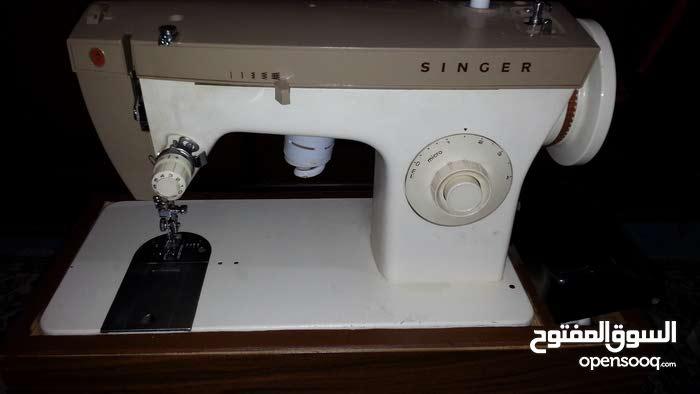 ماكينة خياطة سنجر برازيلي أصلي