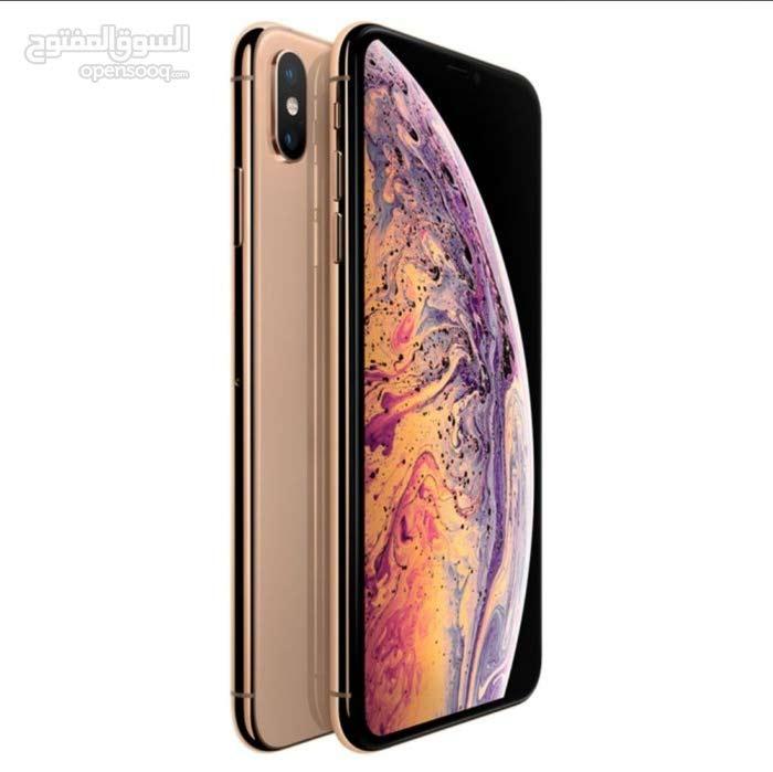 APPLE IPHONE XS MAX 2 SIM GOLD NEW