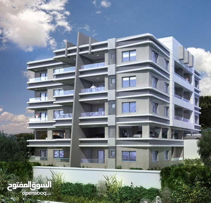 تملك شقة 117 متر مع حديقة 210 متر