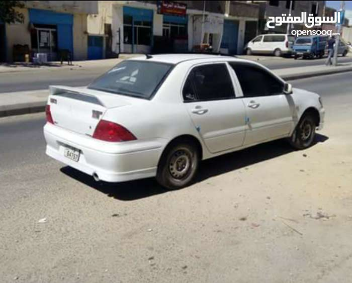Mitsubishi Lancer made in 2001 for sale