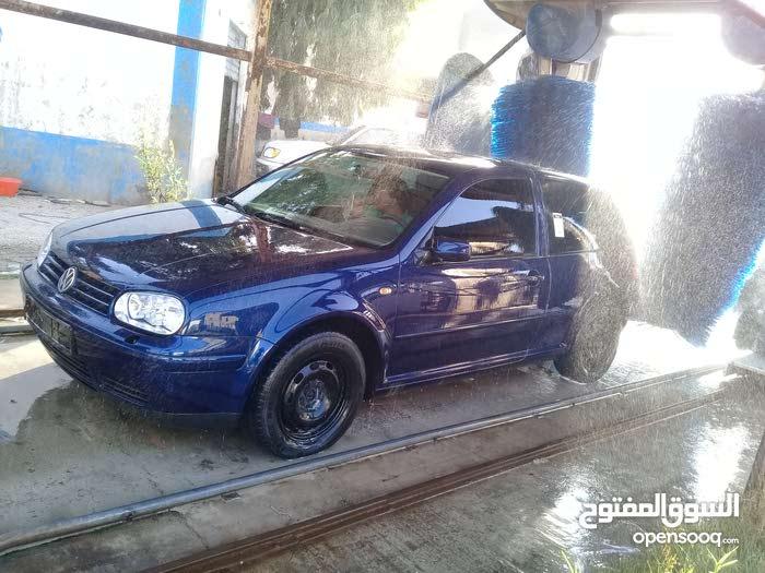 Blue Volkswagen GTI 1998 for sale