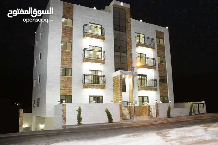 Jawa neighborhood Amman city - 120 sqm apartment for sale