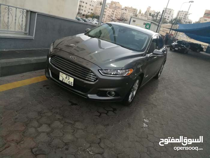 Grey Ford Fusion 2014 for sale